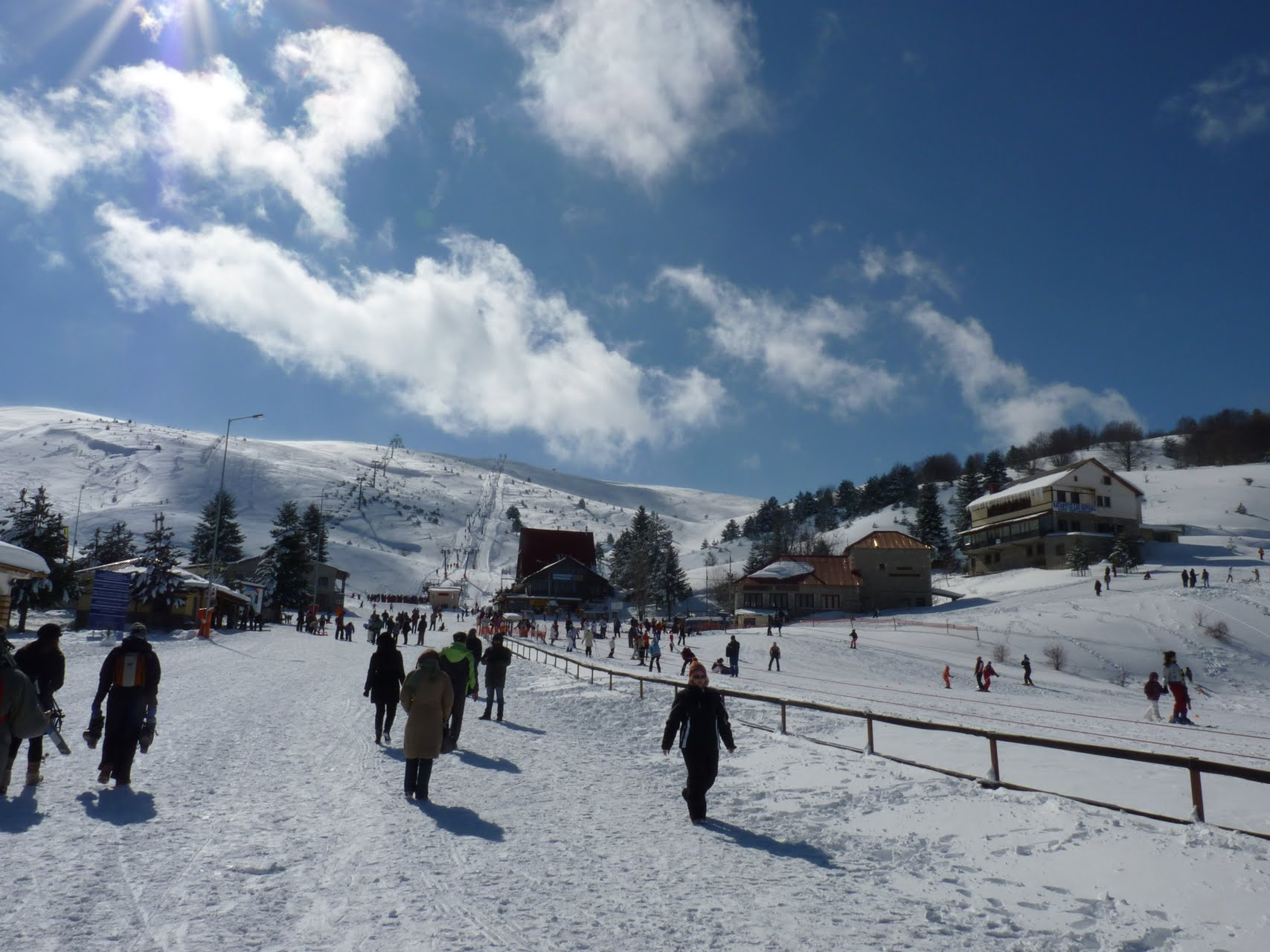 Seli,  winter sports resort